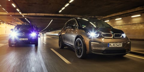 BMW's electric plans running ahead of schedule