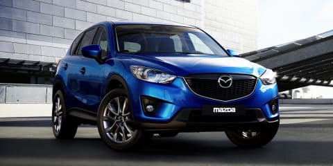 Mazda CX-5 beats 86 and BRZ to Japan Car of the Year title