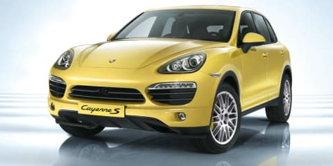 Porsche Cayenne recalled: 1459 cars affected