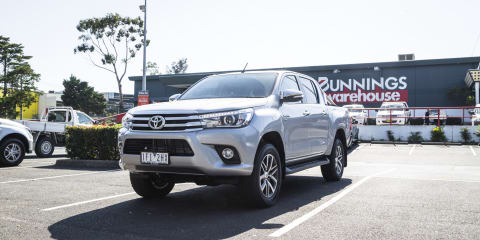 Toyota HiLux and Ford Ranger top November sales charts, ahead of Corolla