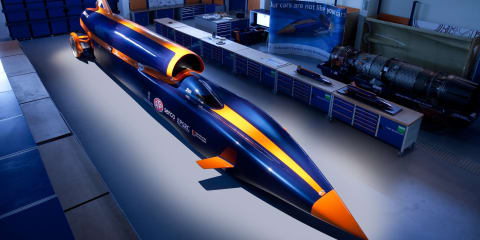 Bloodhound SSC construction starts this week