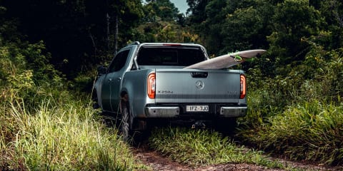 Mercedes-Benz X-Class: What's different from Navara?