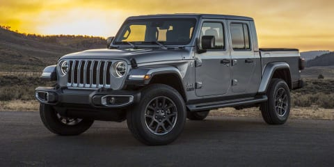 2020 Jeep Gladiator unveiled