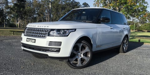 Range Rover, Range Rover Sport and Evoque recalled