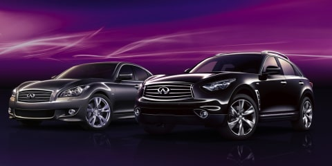 Infiniti aims to beat Lexus and conquest Germans