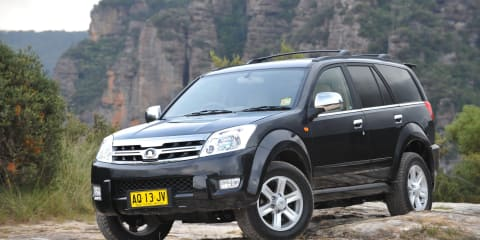 2010 Great Wall X240 recalled in Australia