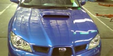2007 Subaru Impreza WRX tuned by STi