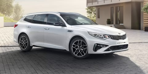 2018 Kia Optima Sportswagon revealed