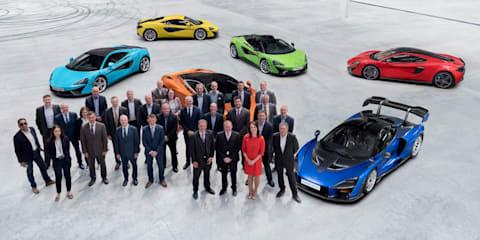 McLaren opens new Composites Technology Centre