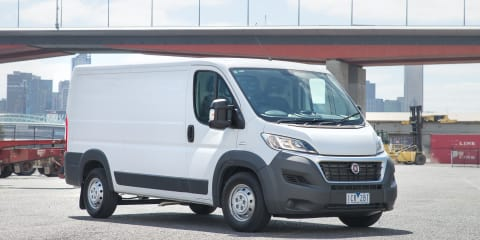 2014 Fiat Ducato recalled for suspension fix: 15 vehicles affected