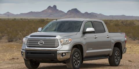 New Toyota Tundra possible in right-hand drive