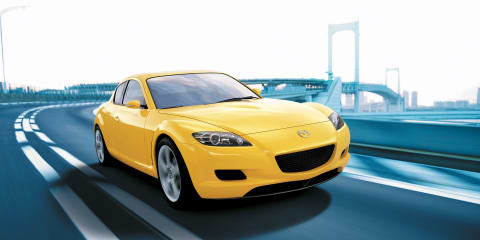 Mazda CEO rules out rotary engine sports car