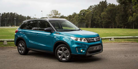 2017 Suzuki Vitara RT-S review