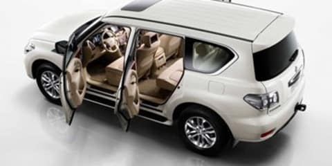 2011 Nissan Patrol teaser video, interior pics & more specs released
