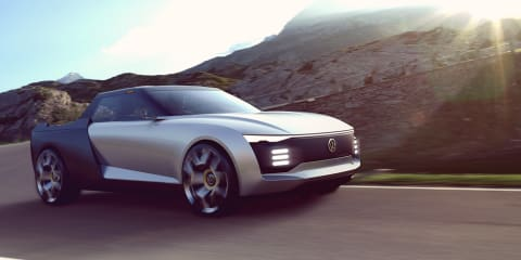 Volkswagen Varok concept:: HSV-inspired ute created by French duo