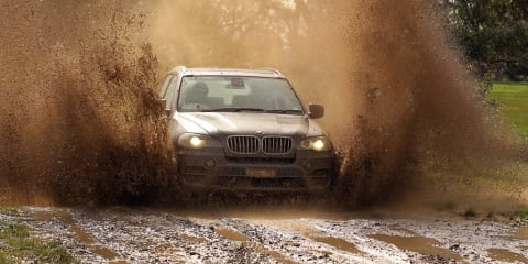 BMW X5 xDrive40d Review