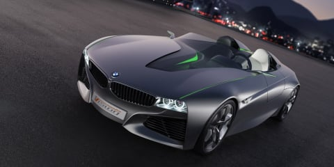 BMW Vision ConnectedDrive concept at Geneva