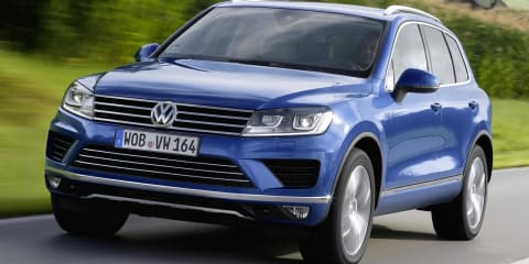 2015 Volkswagen Touareg : Power, efficiency boosts for 3.0-litre V6 TDI