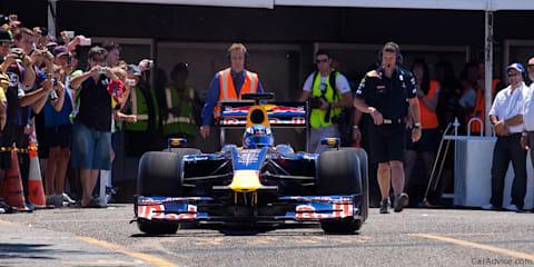 2010 AAC Australian Festival of Speed - Barbagallo Raceway