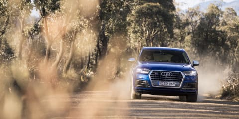 2017 Audi SQ7 TDI pricing and specs
