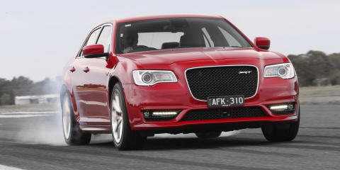 Chrysler 300 SRT recalled over daytime running light problem