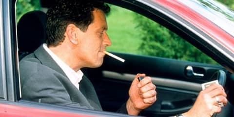 New research proves smoker's cars harder to sell