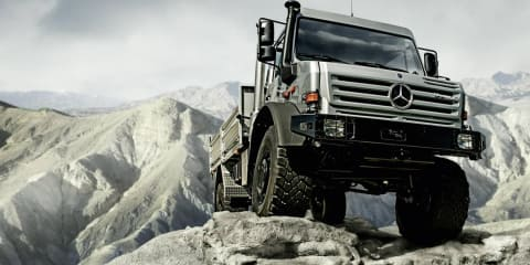 Mercedes-Benz Unimog recalled for seatbelt fix:: 11 vehicles affected