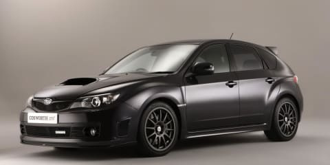Cosworth Subaru Impreza STI CS400 unveiled