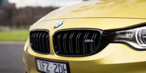 BMW M performance brand open to electrification and autonomous driving