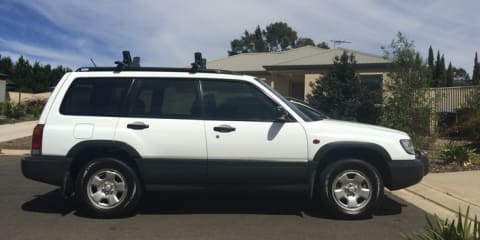 1998 Subaru Forester Review