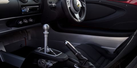 These are the cars still available in Australia with a manual shifter