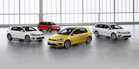 2017 Volkswagen Golf:: What's changed? New technology detailed