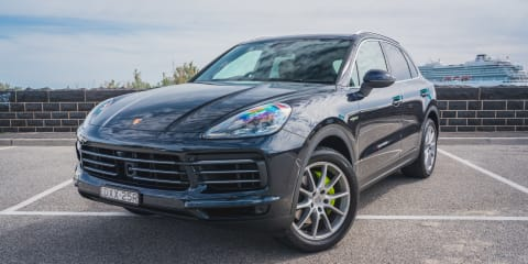 2018-19 Porsche Cayenne recalled