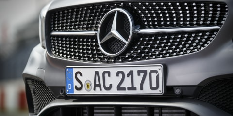 Mercedes-Benz A-Class coupe and cabriolet models mooted for next-generation model