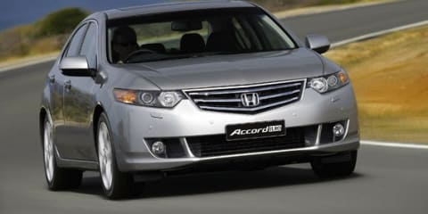 2008 HONDA ACCORD EURO Review