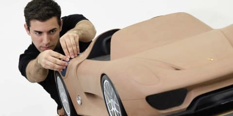 Porsche revealing new model at 2011 Detroit Motor Show