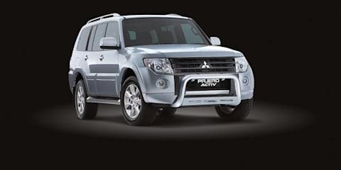 Mitsubishi Pajero ACTiV offers more