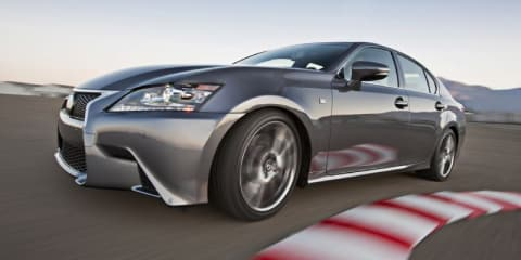 Lexus GS F: V10-powered M5 fighter rumoured
