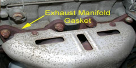 Manifold to Exhaust Pipe Gaskets