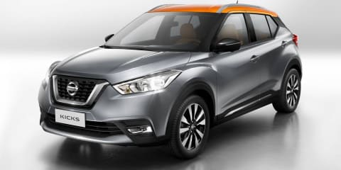 """Nissan Kicks """"global"""" compact crossover revealed - UPDATE"""