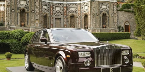 Rolls-Royce Phantom EV in the pipeline