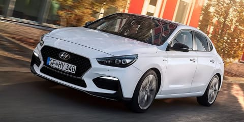 Hyundai i30 Fastback N Line revealed for Europe