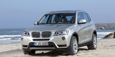 2011 BMW X3 unveiled, Australian launch first half of 2011