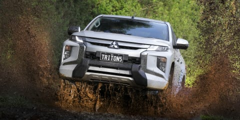 2019 Mitsubishi Triton review: GLX+ and GLS Premium