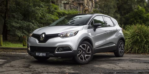 Renault Captur Review : Long-term report one