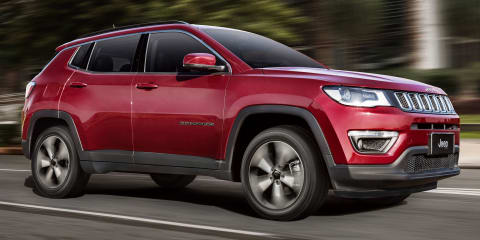 No hybrid Jeep Compass or seven-seater anytime soon