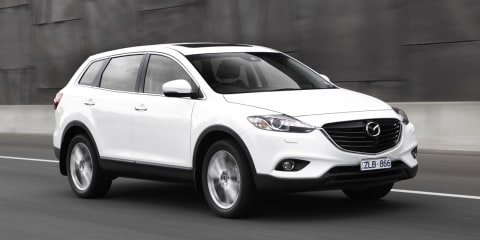 Mazda CX-9 :: next-generation to drop V6, still no diesel expected