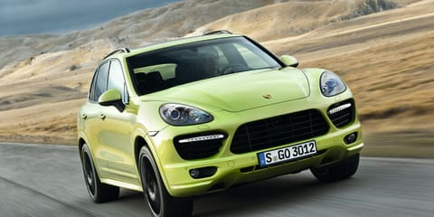 Porsche Cayenne GTS returns