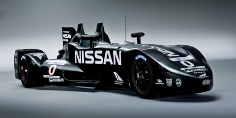 Nissan DeltaWing honoured for innovation and capability