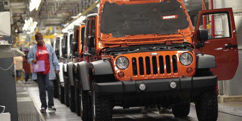 Chrysler invests $500M in Toledo plant to build Fiat-based Jeep Cherokee